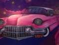 coche años 60 graffiti