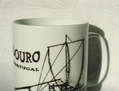 Porcelana nº 2 «DOURO - PORTUGAL»