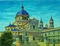 Catedral La Almudena de Madrid