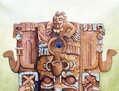 Incensario Maya
