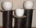 Copas cerámicas
