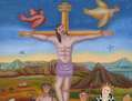 Crucifixión de mi señor