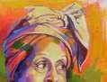 Retrato de Omara Portuondo