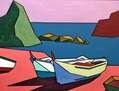 Barcas en Tossa de Mar