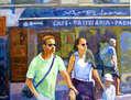 Turistas en Sintra