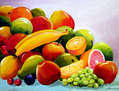 Colourful Fruit Composition IV