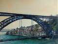 Puente Don Luis y Ribera de Oporto
