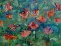 Campo de buenas flores (Azul)