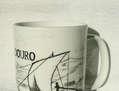 Porcelana nº 3 «DOURO - PORTUGAL»