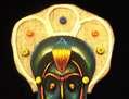 mascara afroantillana