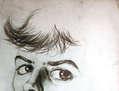 Estudio para retrato de Paco Bezerra