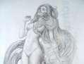 Boceto para Sirena 1