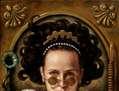Retrato de Dama con Engranes