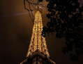 Torre Eiffel de noche