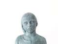 Figura frontal busto - Pedro Quesada