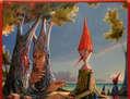 LA PARTIDA (Pinocho) - enmarcada.