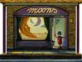 La tienda de las LUNAS - (efecto 3D enmarcado)