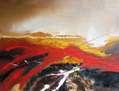 Fuego en Serengueti