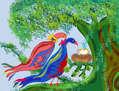 Fantasía de aves lll