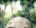 Cabeza Olmeca, Monumento 1 Parque Museo de La Venta