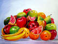 Colourful Fruit Composition V