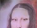 Caricatura Mona Lisa
