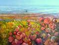 Viñedos en otoño