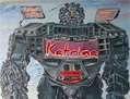 Miniteca Katrina en Version Robot, Cumarebo,Estado Falcón,Venezuela