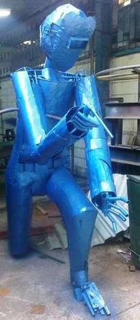 monumento al obrero  el soldador