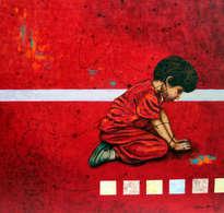sueño en rojo  / dream in red