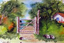 viejo portón