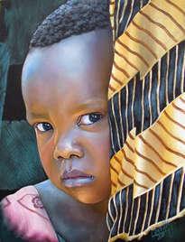 niño de raza negra 34