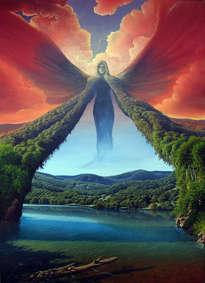 gaia y el portal de vida