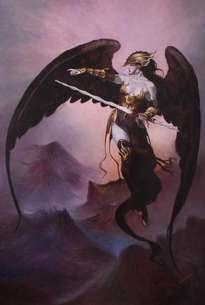 guerrera alada