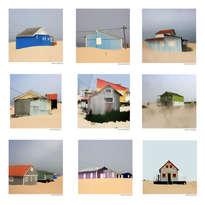 serie casas de caparica