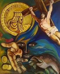 avaricia, (los 7 pecados capitales)