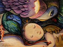 el interior del sueño - (enmarcado)