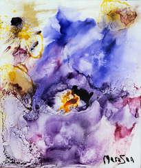 nebulosa en flor