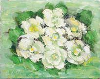 rosas brancas 2013