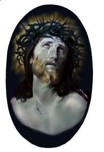 la pasion de cristo retrato