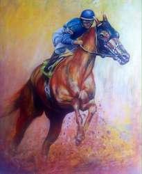 caballo de carreras