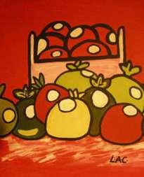 recogida de frutas