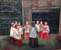coro de monaguillos