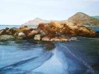 playa de portman- murcia-