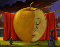 las lágrimas de la gran manzana