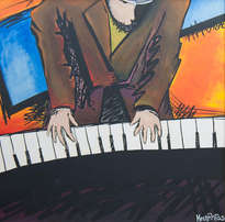 pianista de jazz