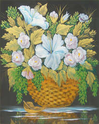 arreglo floral brillante