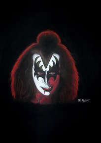gene simmons - kiss
