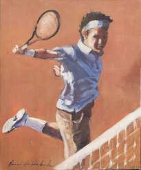 the tenist