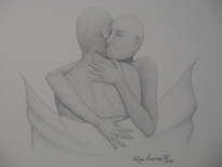 el abrazo / the embrace